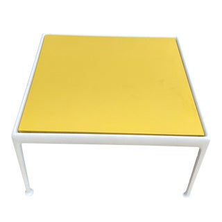 1966 Richard Schultz for Knoll Series Yellow Coffee Table For Sale