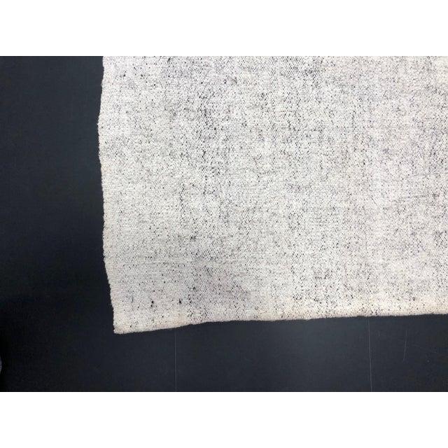 1960s Vintage Turkish Wool Handmade Nomadic Kilim Runner Rug - 2′6″ × 9′8″ For Sale - Image 10 of 11