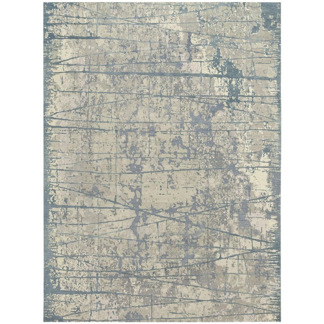 Contemporary Earth Elements - Customizable Coolridge Rug (9x12) For Sale - Image 3 of 3