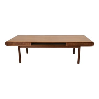 Teak Coffee Table in the Style of Johannes Andersen