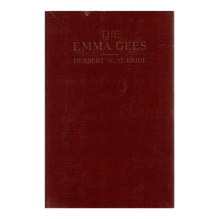 """1918 """"The Emma Gees"""" Collectible Book For Sale"""