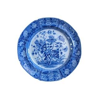 1820s Spode Pearlware Glaze Plate