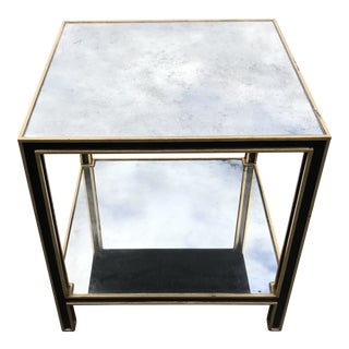 Safavieh Couture Cambria Side Table For Sale