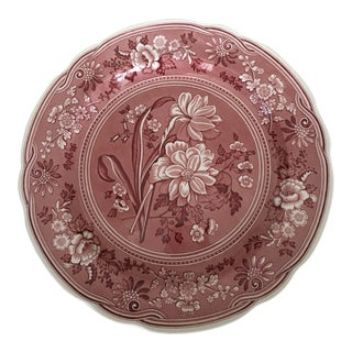 The Spode Collection Plate For Sale