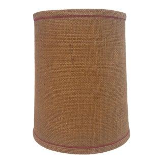 Mid Century Small Lampshade Drum Shade