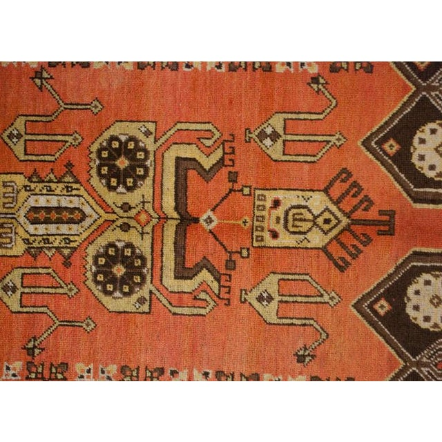 """Asian Early 20th Century Khotan Rug - 60"""" x 102"""" For Sale - Image 3 of 6"""
