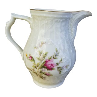 Vintage Rosenthal China Classic Sanssouci Cream Pitcher For Sale