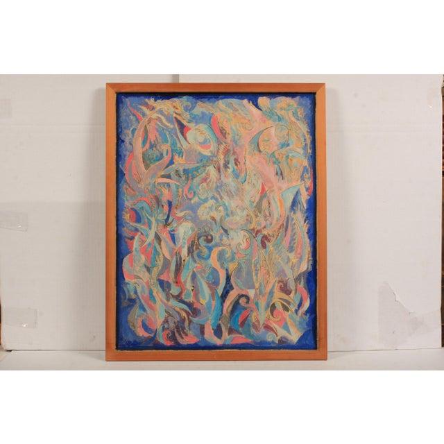 1981 Rising Phoenix by Lars Larsen1981 Rising Phoenix by Lars Larsen For Sale - Image 4 of 4
