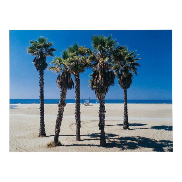 "Tim Street Porter ""Ocean Park"" Lithograph Print Limited 86/250 Signed For Sale"
