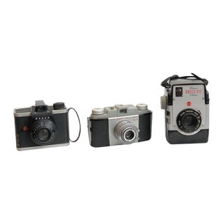 Vintage Kodak Pony and Brownie Camera Collection