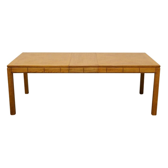 "Thomasville Furniture New Country Collection 84"" Dining Table For Sale"