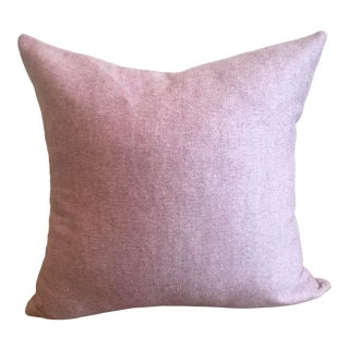 Cashmere Pillow Cover For Sale