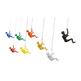 The Collection, Climbing Man Wall Art Home Decor For Sale