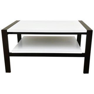 Van Keppel-Green Pull Out Shelf Coffee Table For Sale