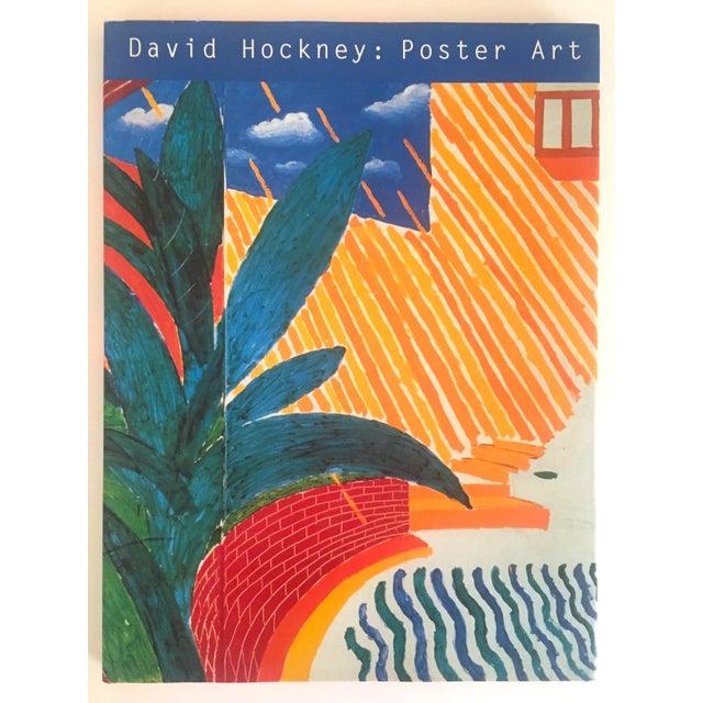 """David Hockney Poster Art"" 1st Edition Vintage 1995 Collector's Art Book - Image 11 of 11"