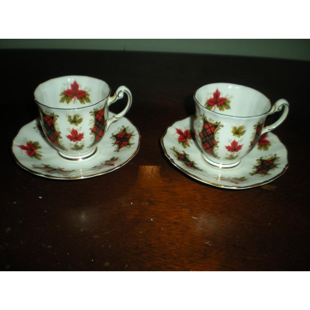 Royal Adderley Tea Cup & Saucer - A Pair - Image 2 of 6