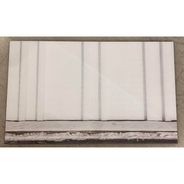 Contemporary Urban Storefront Plexi Mounted Photograph For Sale - Image 13 of 13