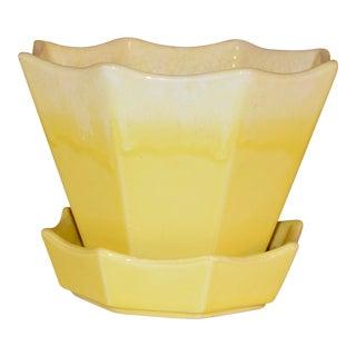 Coronet Flower Pot, C. 1950's For Sale