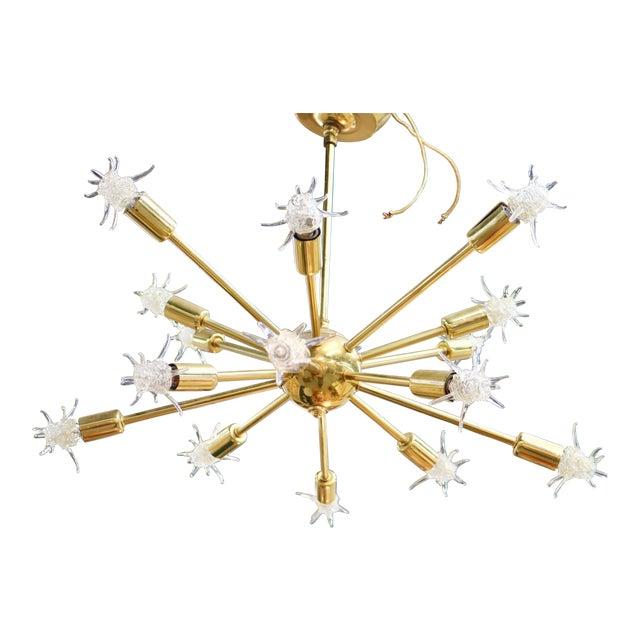 Sputnik Starburst Chandelier For Sale