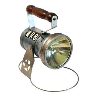 Vintage Workman's Flashlight