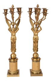 Image of Empire Candle Holders