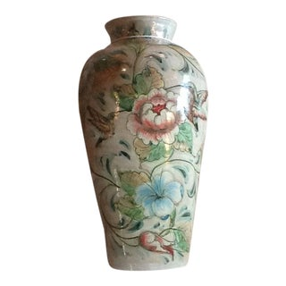 Mexican Ceramic Vase For Sale