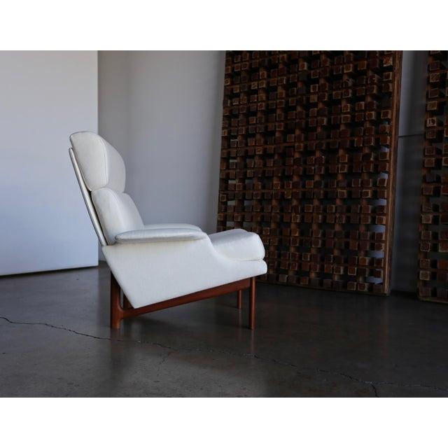 "Ib Kofod-Larsen ""Adam"" Lounge Chairs for Mogens Kold Møbelfabrik Circa 1960 - a Pair For Sale - Image 12 of 13"