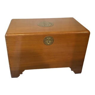 Jl George Asian Steam Trunk For Sale