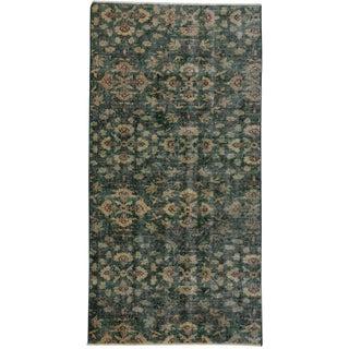 Vintage Mid-Century Zeki Muren Sivas Rug - 2′10″ × 5′6″ For Sale