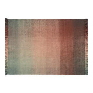 Nanimarquina Shade 1 Hand Loomed Dhurrie Outdoor Rug 170X240 For Sale