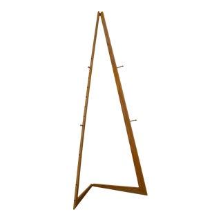 Xylem Design Solid Wood Bi Fold Easel (B)