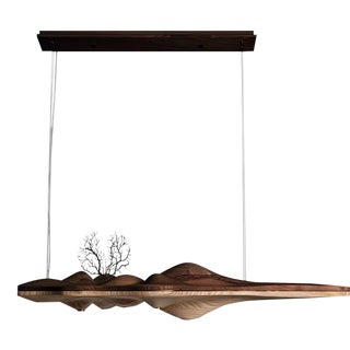 """""""Island"""" Innovative New Chinese Style Chandelier Art Creative Lamps and Lanterns For Sale"""
