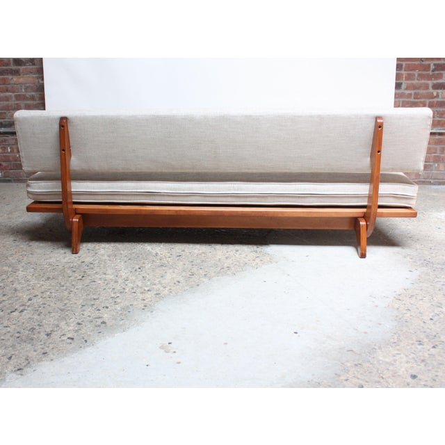 Pair of Daybed Sofas by Richard Stein for Knoll - Image 6 of 11