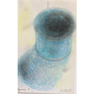 1990s Contemporary Still Life Drawing James Bone For Sale