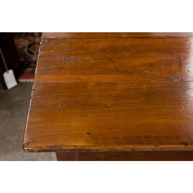 French Fruitwood Farm Table - Image 3 of 6