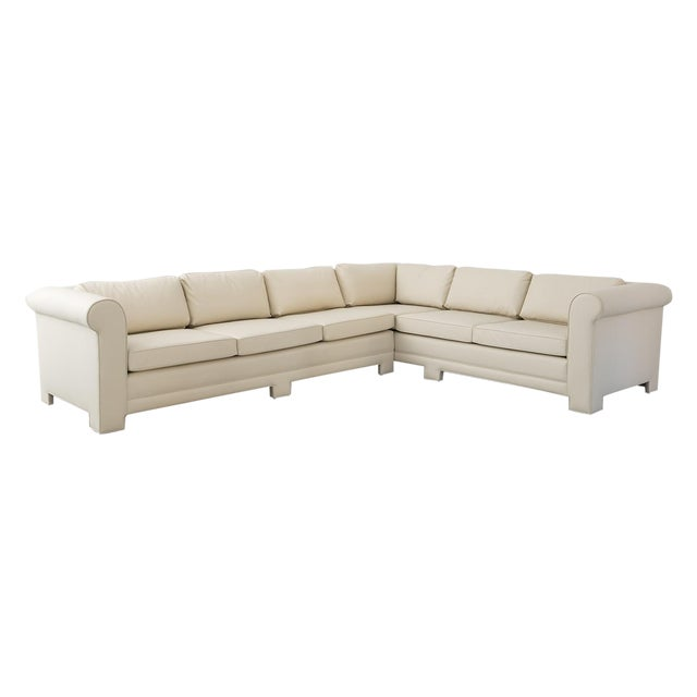 Milo Baughman for Thayer Coggin Sectional Sofa - Image 1 of 10