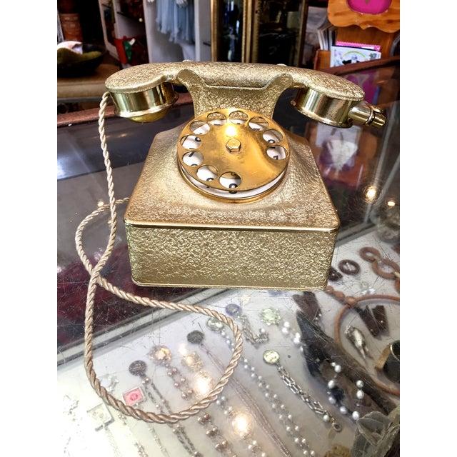 Vintage Gold Music Box Cig Holder & Lighter - Image 2 of 11