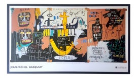 Image of Jean Michel Basquiat Posters