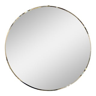 Contemporary Curve Mirror, Italy For Sale