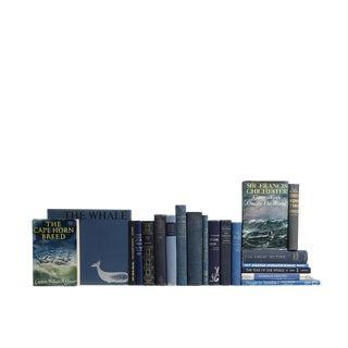 Navy Nautical : Set of Twenty Decorative Books