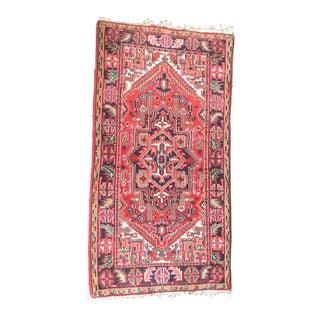 Vintage Persian Rug - 6′ × 3′ For Sale
