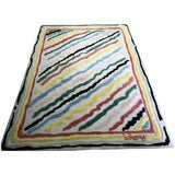 Image of Artist Edition Rug, Edward Fields Style For Sale