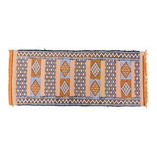 Moroccan Runner- 1'10'' X 4'7'' For Sale