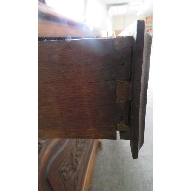 Louis XV Style Normandy Cupboard For Sale - Image 9 of 13