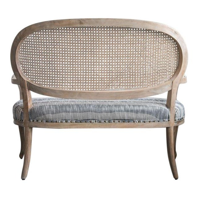 2010s French Classic Settee For Sale - Image 5 of 6