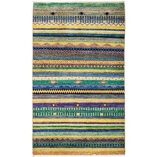 """Lori Hand Knotted Area Rug - 3'1"""" X 5'3"""""""