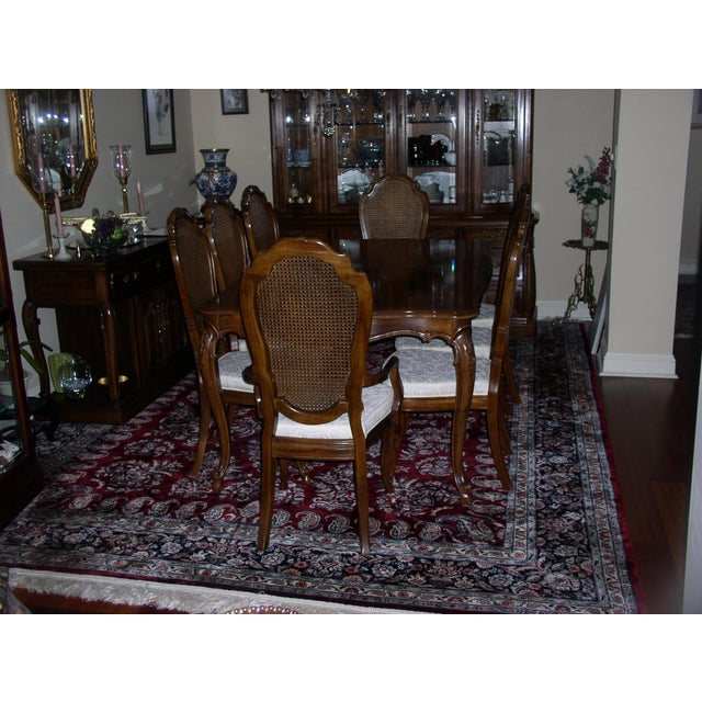 Thomasville Dining Set with 8 Chairs - Image 8 of 10
