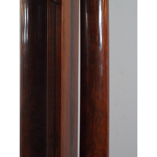 Antique French Empire Mahogany Pier Mirror For Sale In New Orleans - Image 6 of 10