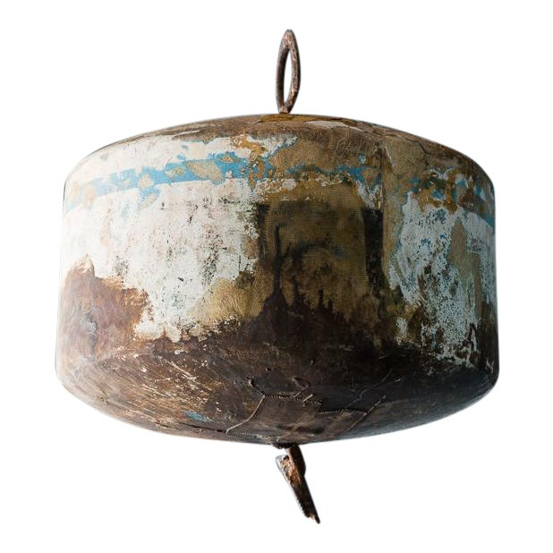 Vintage Mooring Buoy For Sale