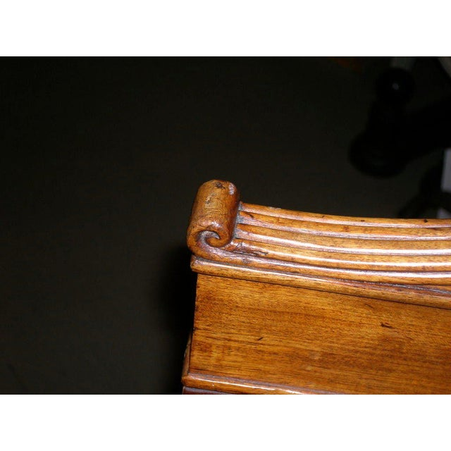 Traditional Restauration Period Armchair For Sale - Image 3 of 11